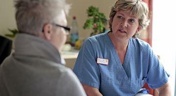 Ärztliche & Palliative Betreuung